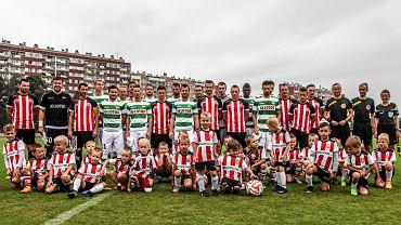 Mecz Lechia Gdańsk - Resovia Rzeszów z okazji 110-lecia Resovii Rzeszów