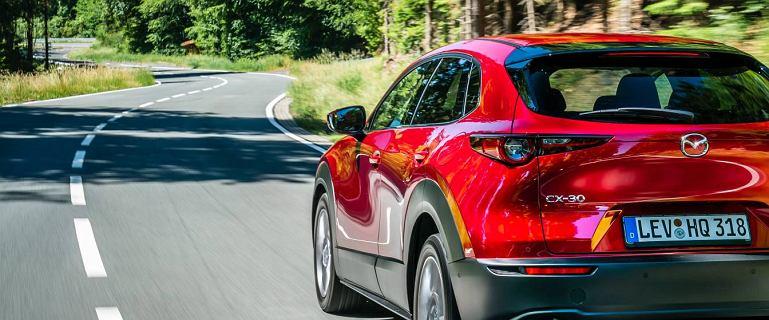 Opinie Moto.pl: Mazda CX-30 - Mazda jak zwykle udowadnia, że nie podąża ślepo za trendami