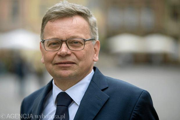 Tadeusz Zysk, kandydat PiS na prezydenta Poznania