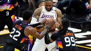 Zwycięstwo Lakers! Anthony Davis poprowadził zespół do kluczowego zwycięstwa