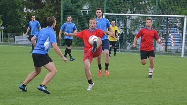 piłka nożna, rozgrywki amatorów w Radomiu