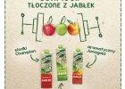 W Tymbarku od 80 lat tłoczymy soki 100% prosto z jabłek
