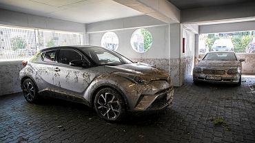 Co robić z zalanym autem?