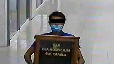 Zatrzymani trzej mężczyźni, którzy ukradli skarbonkę z pieniędzmi na gorzowskie hospicjum
