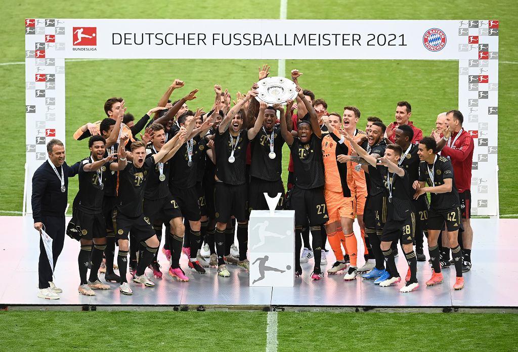Bayern zamierza pozbyć się pięciu zawodników. Znamy listę