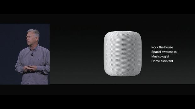 Nowy głośnik HomePod