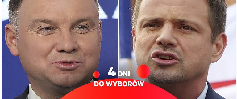 Duda chce wsparcia PSL i Konfederacji, Trzaskowski wygrywa w sondażu o włos