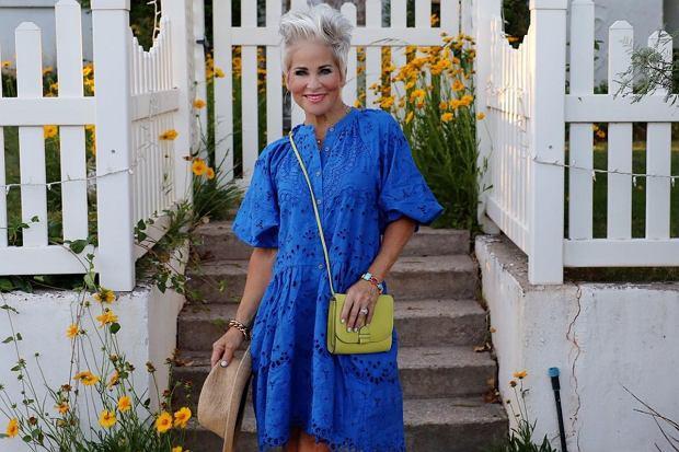 sukienki na lato dla kobiet po 50