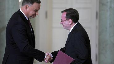 Mariusz Kamiński ministrem Spraw Wewnętrznych