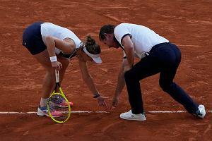 """Roland Garros milimetry od katastrofy! Ta decyzja zmieniłaby historię tenisa! """"Musimy podziękować niebiosom"""""""