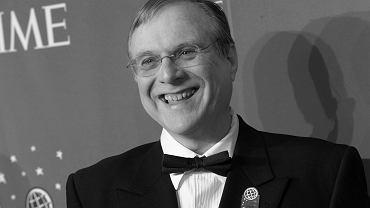 Paul Allen w 2008 roku