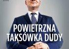 """""""Newsweek"""": Weekendowe loty Andrzeja Dudy kosztowały już 730 tys. zł"""