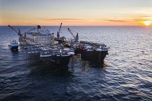 Ekolodzy bezsilni wobec Nord Streamu 2