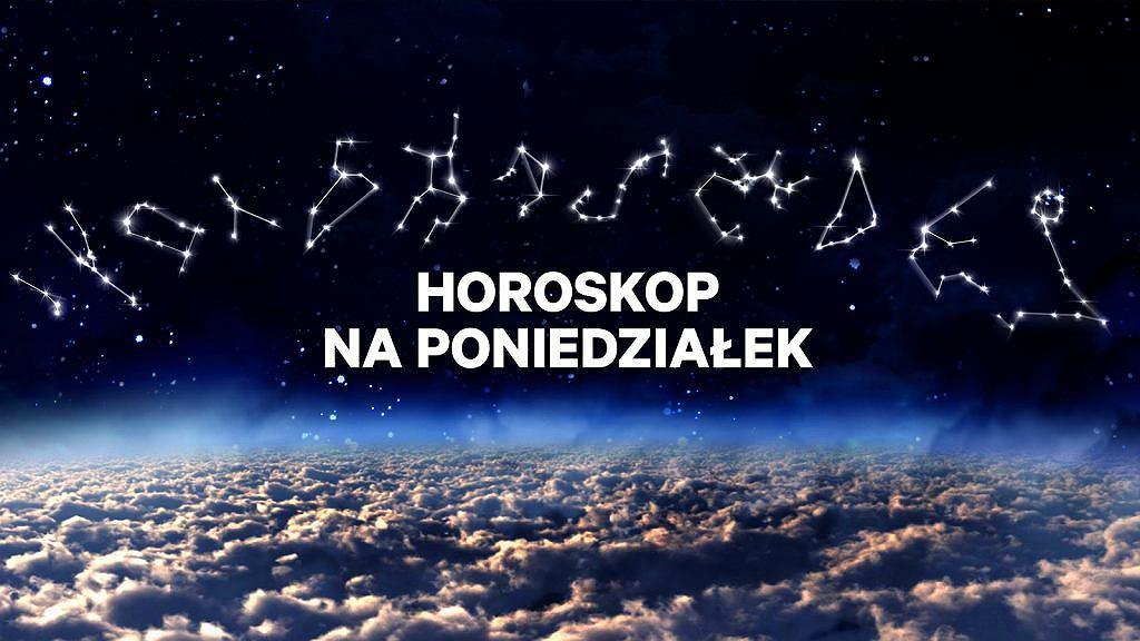 Horoskop na poniedziałek.