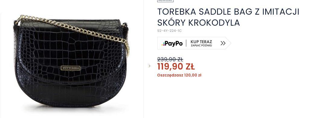 Torebka Wittchen