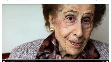 Irene Bergman stała się sławna dzięki reportażowi jaki nakręcili o niej dziennikarze Bloomberg TV.