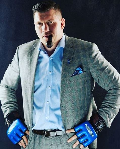 MMA. Andrei Molchanov, legenda muay thai: Błachowicz może zdobyć pas UFC