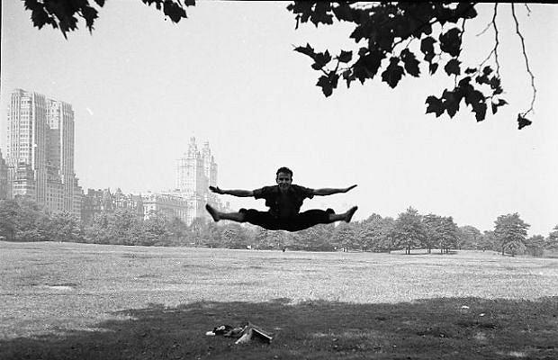 Zdjęcie zrobione przez Vivian Maier