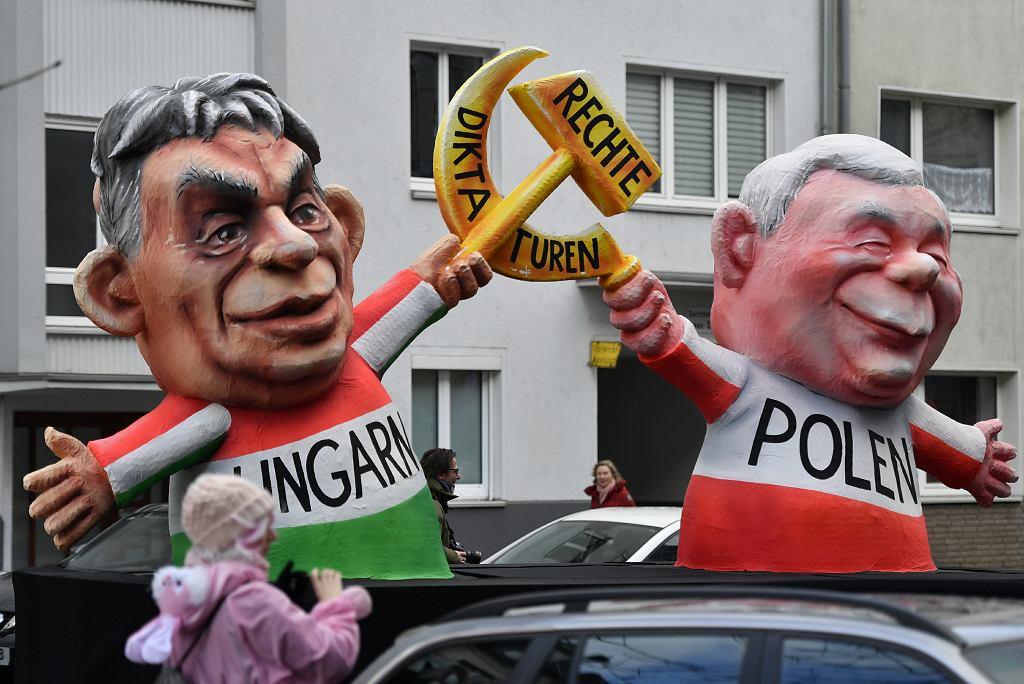 Parada w Duesseldorfie