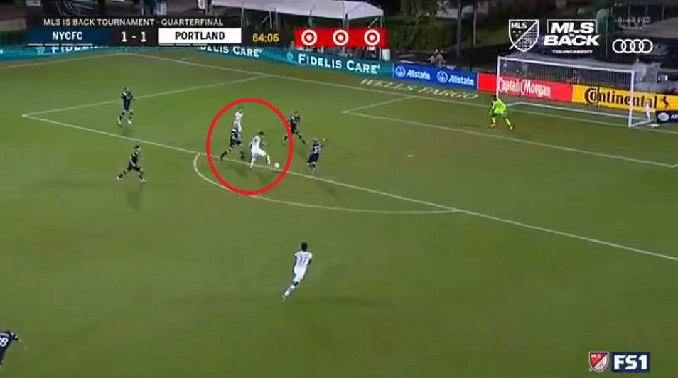 Asysta Niezgody w 1/4 finału fazy play off ligi MLS
