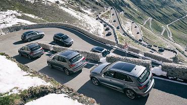 Sześciomilionowe Audi z napędem quattro
