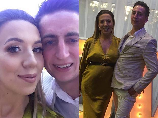 """""""Rolnik szuka żony"""". Małgosia i Paweł w miniony weekend bawili się na weselu przyjaciół. Zdjęciem pochwalili się na Instagramie. Spadła na nich krytyka, a rolniczka weszła w dyskusję z internautami."""