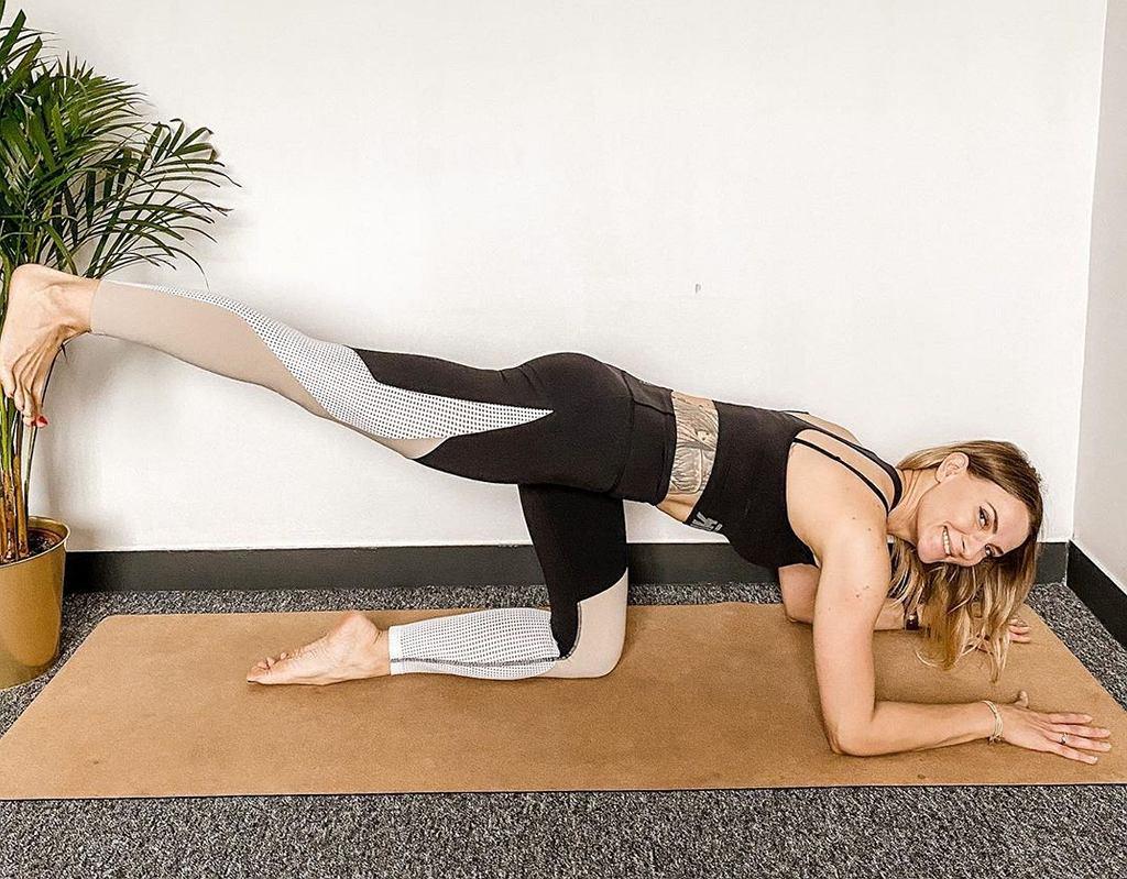 Kasia Bigos - ćwiczenia dla kobiet po porodzie