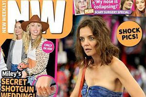 Okładka 'New Weekly'