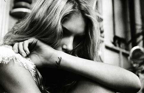 Modelki I Ich Tatuaże Zobaczcie Najciekawsze Z Nich