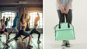 Aby trening był przyjemny i efektywny, dobrze spakuj torbę
