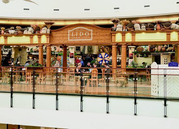 Restauracja Lido w Rydze