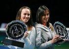 WTA Finals. Hingis do wielkiego powrotu zabrakło jednego wygranego meczu
