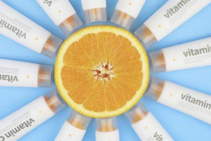 kosmetyki z witaminą C