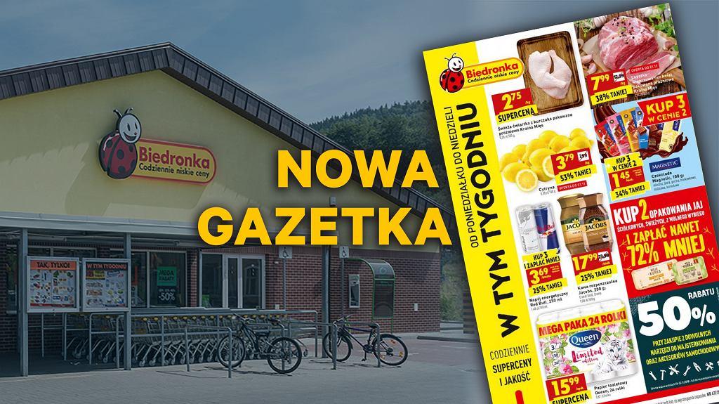 gazetka Biedronka