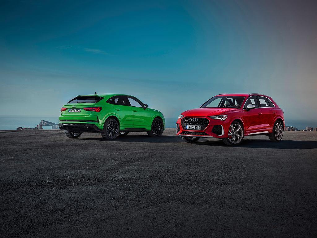 Audi RS Q3, Audi RS Q3 Sportback