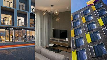 Mikroapartamenty i aparthotele we Wrocławiu