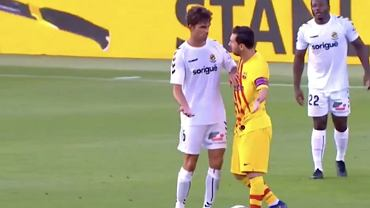 Messi wściekły