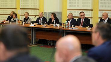 Pierwsza po wyborach 2018 sesja sejmiku podlaskiego