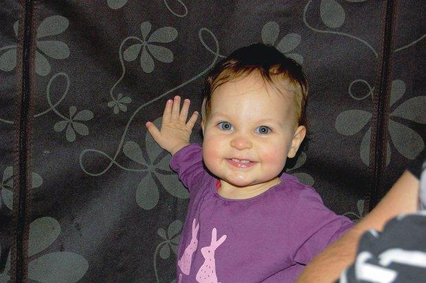 Liliana Pelczar, 19 miesięcy