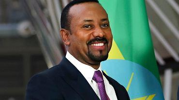 Pokojowa Nagroda Nobla dla premiera Etiopii  Abiy Ahmeda