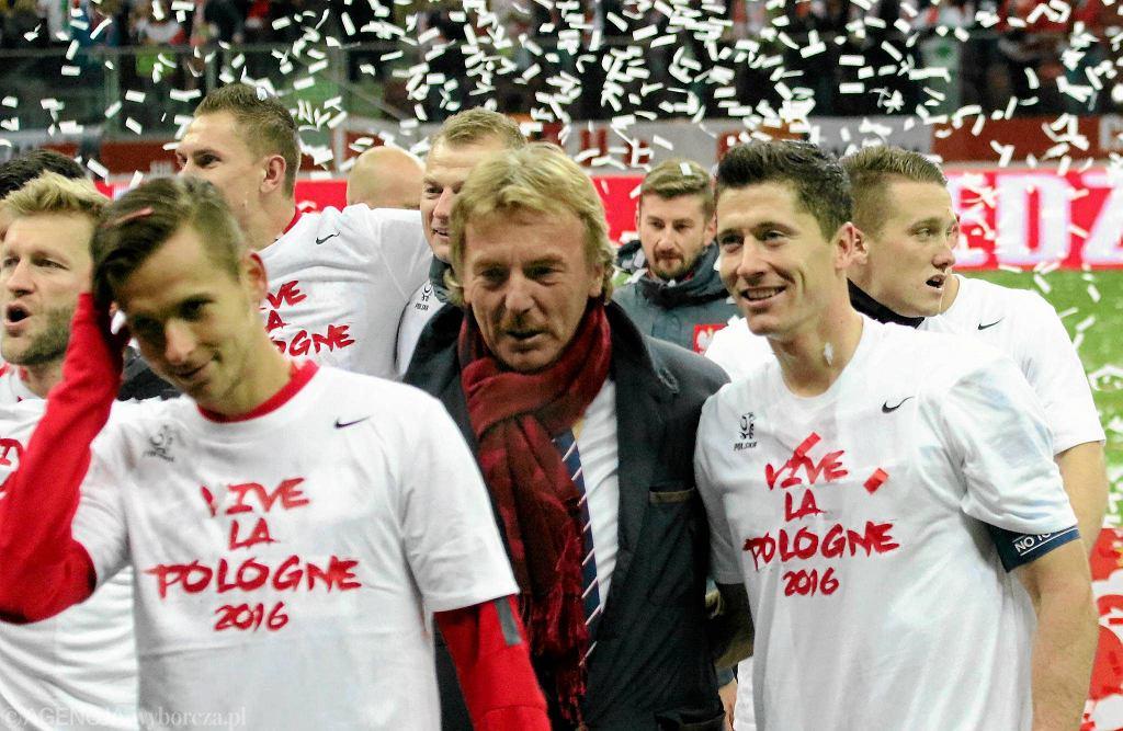 Reprezentacja Polski zagra na Euro 2016
