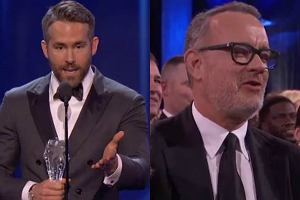 Ryan Reynolds, Tom Hanks