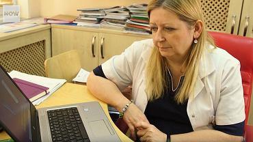 Dr n. med. Agnieszka Gruszfeld, Centrum Onkologii w Warszawie