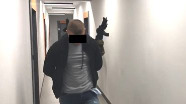 Policjanci zatrzymali członków gangu 'Lelka'