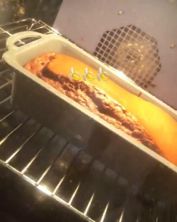 Ciasto bananowe Dominiki Grosickiej