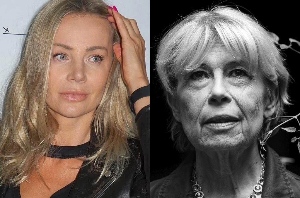 Agnieszka Woźniak-Starak, Zuzanna Łapicka