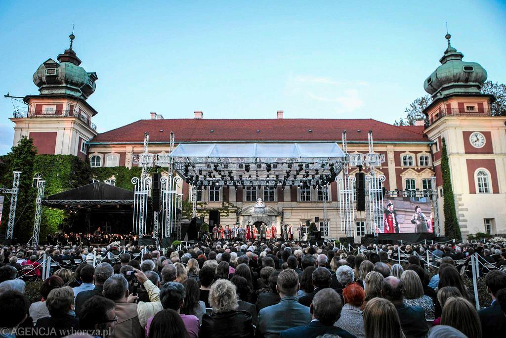 Muzyczny Festiwal w Łańcucie (2016 r.)