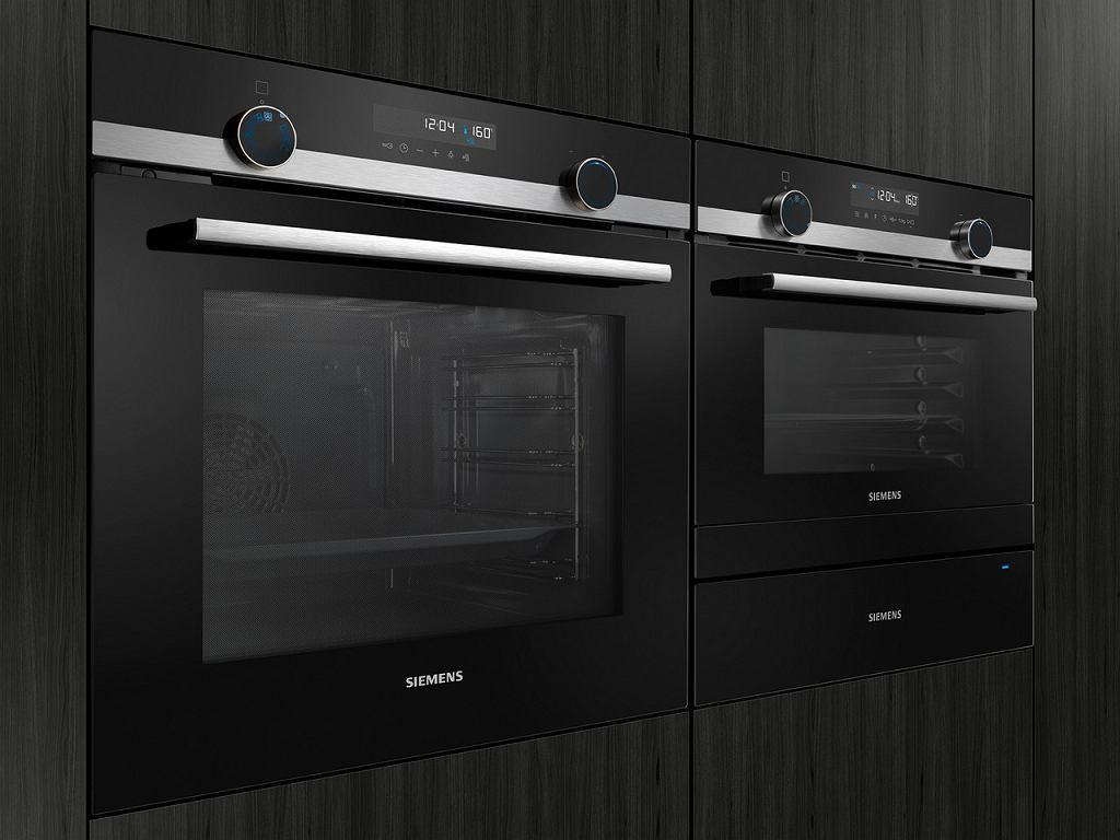 Nowe piekarniki Siemens iQ500