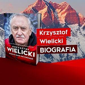 Spotkanie z himalaistą, Krzysztofem Wielickim w Warszawie