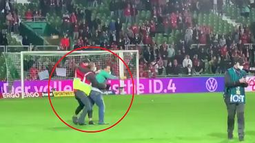 Bremer SV - Bayern, sceny po meczu